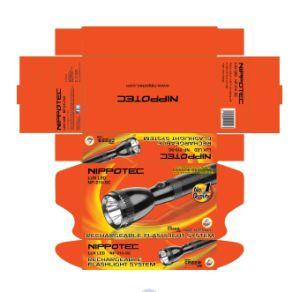 明るいHot Sale 3W Rechargeable Flash Light