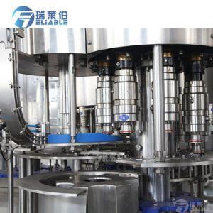 Bouteille en plastique à haute efficacité l'eau pure Machine de remplissage