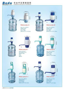 Wasser Pump Use in Trinkwasser Bottle mit Good Quality