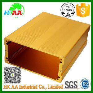 Точно настроенные алюминиевых Extended PCB в салоне на электронной панели приборов