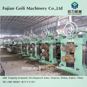 Metalurgia dos trens de laminagem de aço/Equipamentos/MÁQUINA DE LAMINAÇÃO
