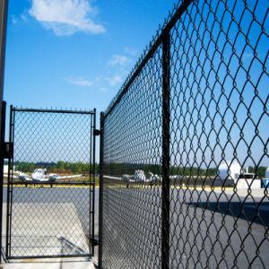 Rete fissa della maglia galvanizzata barriera di sicurezza di collegamento Chain di alta qualità