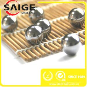 AISI52100 5mm G100 de la molienda de bolas de acero metal decorativo