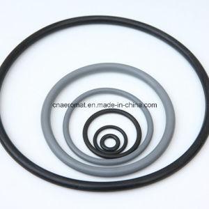 Giunto circolare nero resistente della gomma di nitrile di colore NBR dell'olio