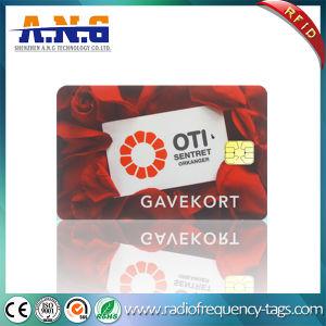 Biglietto da visita astuto del contatto di RFID Digitahi una memoria di 256 byte
