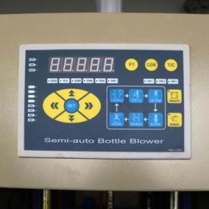 600 700 Bph 2キャビティ半自動びんのブロー形成機械