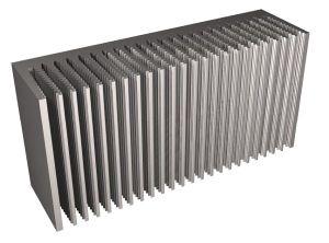 ISO9001のアルミニウムかアルミニウムによって削られる脱熱器: 2008年