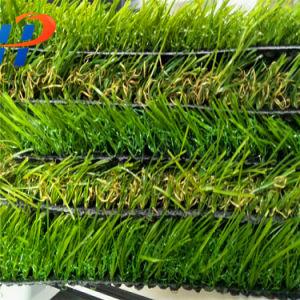 De Tuin van de Decoratie van het huis siert Kunstmatig Synthetisch Gras met de Gaten van de Drainage