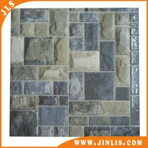 3030 de groene Tegel van de Vloer van de Muur van de Ruwe Oppervlakte van de Steen van de Baksteen Ceramische