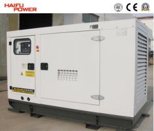 108kw Ce/ISO gerador silenciosa