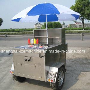 販売のためのTowable食糧トレーラー、移動式食糧トラックJy-B3