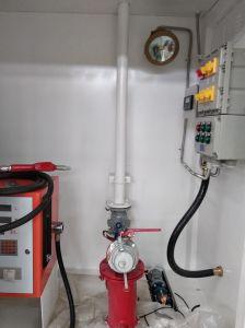 20FTの自己Bunded燃料貯蔵タンク