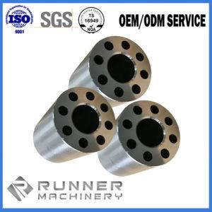 Kundenspezifische Metall-CNC-Maschinen-maschinell bearbeitenAutoteile mit der Galvanisierung