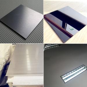 Strato Slitted spesso dell'acciaio inossidabile del bordo 1.2 di Zpss 304