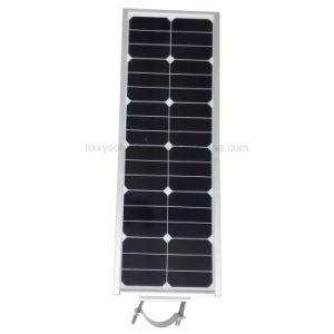 Qualität alle in einem integrierten Solarstraßenlaterne18W