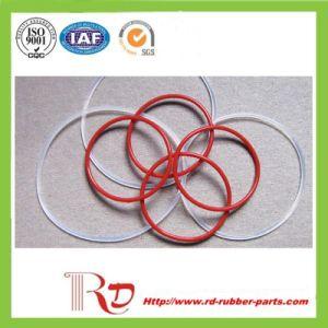 Customed qualquer tamanho de borracha de vedação O-ring de silicone