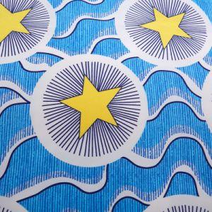 Colcha de microfibras impresso barata cobrir Bedsheet Definido