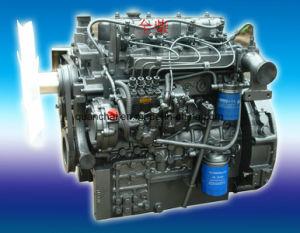 Dieselmotor voor 25HP aan 75HP Tractor