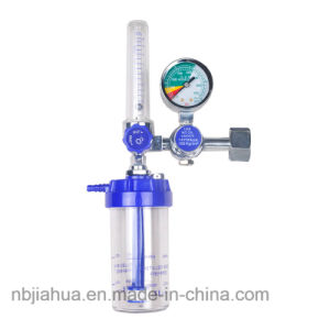 Marcação ce0120 ISO13485 Fábrica Certificado Médico Regulador de oxigénio