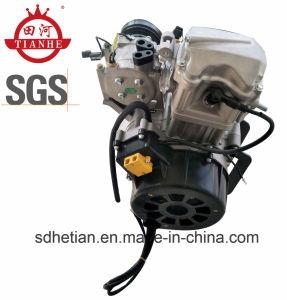 Nuovo tipo generatore raffreddato ad acqua della carica dell'intervallo di CC di 48V 60V 72V