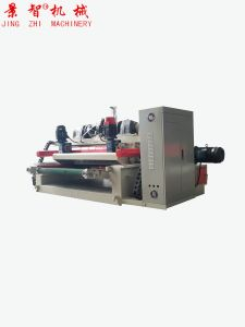 Фанера машины 1400 мм шпиндель менее вращающийся Core шпона пилинг токарный станок