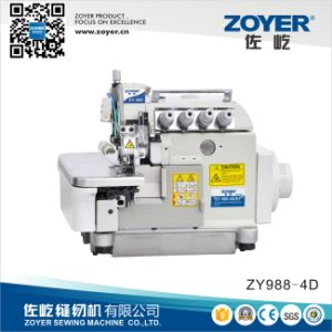 Zoyer Pegasus Ex Direct Drive Overlock Máquinas de Costura Industrial (ZY988-4D)