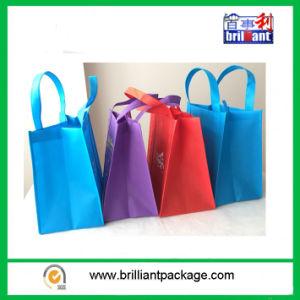 Logo personnalisé promotionnel Shopping sac réutilisable pour supermarché