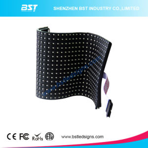 Affichage LED intérieur souple pour plus de luminosité