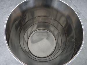 Timpano superiore dell'acciaio inossidabile da 53 galloni