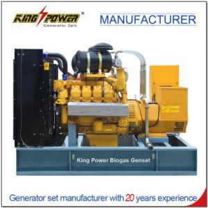 80kw/Biomasa Biogas/Metano generador para el uso de las plantas de energía