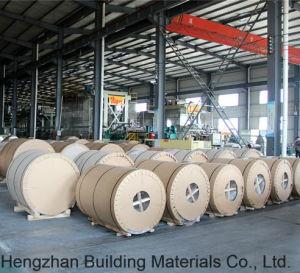 A China Construction Material de construção pré pintado em alumínio cor / bobina de alumínio
