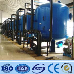 كبيرة تصفية الرمل القدرات لمعدات التكييف والتهوية نظام معالجة المياه