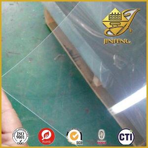 Effacer le film de PVC rigide avec 0.5mm