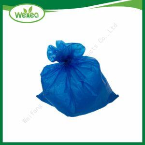HDPE LDPE Médico de plástico bolsas de basura