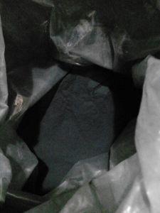 KoperOxyde van het Poeder van het pigment het Amorfe als Grondstof
