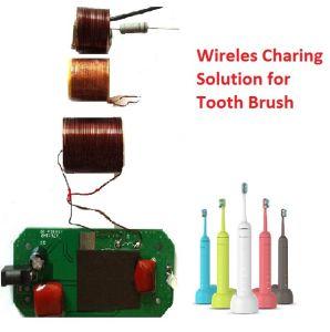 電動歯ブラシの無線充満解決PCBA