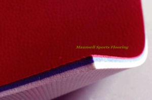 Matten van de Bevloering van het Pingpong van de Sporten van pvc van de Fabriek van China de Goedkoopste Binnen
