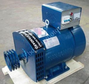 A série do alternador CA Síncrono Monofásico (ST-3KW~ST-24KW)