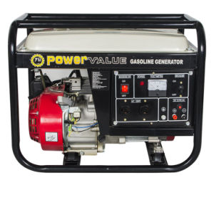 De imitación para Honda 5.5kw generador con Pirce competitiva calidad confiable para el comprador