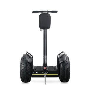 Ce aprobada adulto baratos Chariot Scooter eléctrico de 2 ruedas