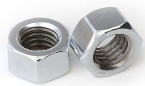 DIN 934 M6 M8 en acier inoxydable M10 A2 70 écrous hexagonaux de haute qualité