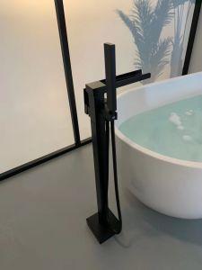 La plomberie baignoire acrylique autostable&robinet autostable