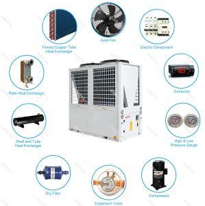 Refroidisseur pour des raisons médicales usine modulaire industriel refroidisseur Chiller refroidi par eau