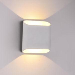 No exterior de alumínio 2*3W Chip CREE Kegu LED Driver Luz de parede