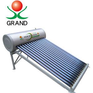 Série sem pressão aquecedor solar de água de sistemas de aquecedor solar de água