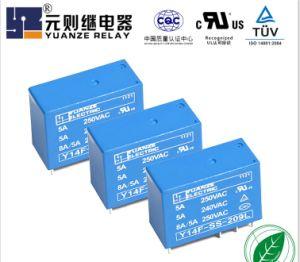 Fabricant de la vente du relais général 12V à 8 broches du relais de puissance