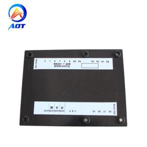 Brushless AC van de Generator Automatische Regelgever In drie stadia van het Voltage AVR Mx321