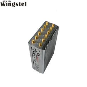 prix d'usine 12 antennes 4G LTE de brouillage de téléphone cellulaire GSM CDMA WiFi GPS voiture RC signal brouilleur de téléphone mobile