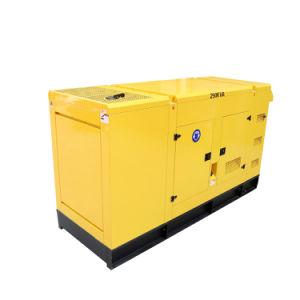 Generatore silenzioso eccellente del diesel di Cdc250kVA Cummins