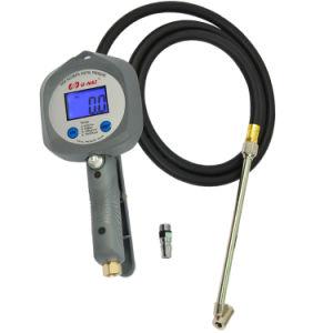 Herramientas de reparación de los neumáticos del vehículo de Inflador de neumáticos Digital Manómetro de aire de la bomba de inflables